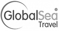 Logo Global Sea Travel | Patrocinador InAqua